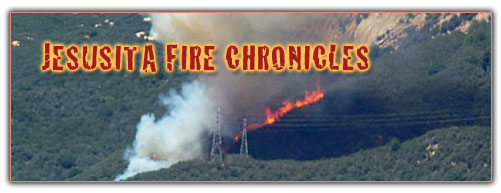 JESUSITA FIRE CHRONICLES